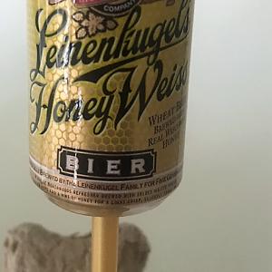 Bouchon en Forme de canette de bière Leinenliugel's Honey Weiss