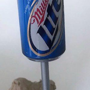 Bouchon en Forme de canette de bière Miller Lite