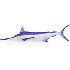 Coussin Marlin Bleu Lit Up GABY