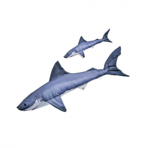 Coussin Requin Blanc GABY