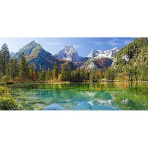 Puzzle Majesty of the mountains 4000 pièces Castorland