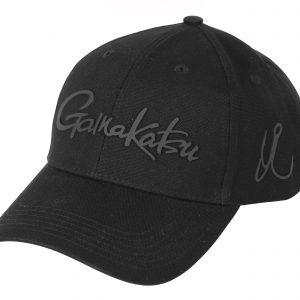 Casquette Gamakatsu Noire avec Logo