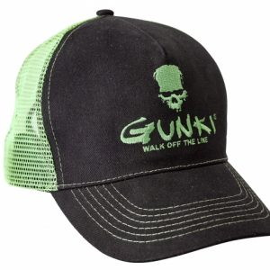 Casquette Trucker Gunki Noir
