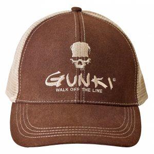 Casquette Trucker Gunki Marron