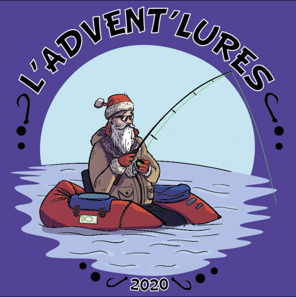 """L'ADVENT'LURES 2020 3.5""""-6"""""""