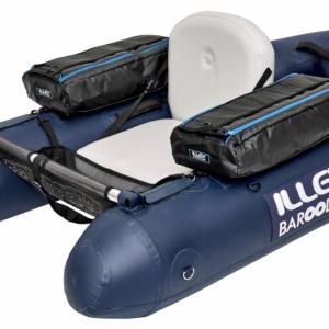 Float tube BAROODER 160 bleu marine ILLEX